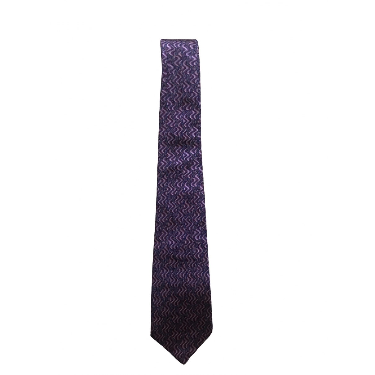 Turnbull & Asser \N Krawatten in  Rosa Seide