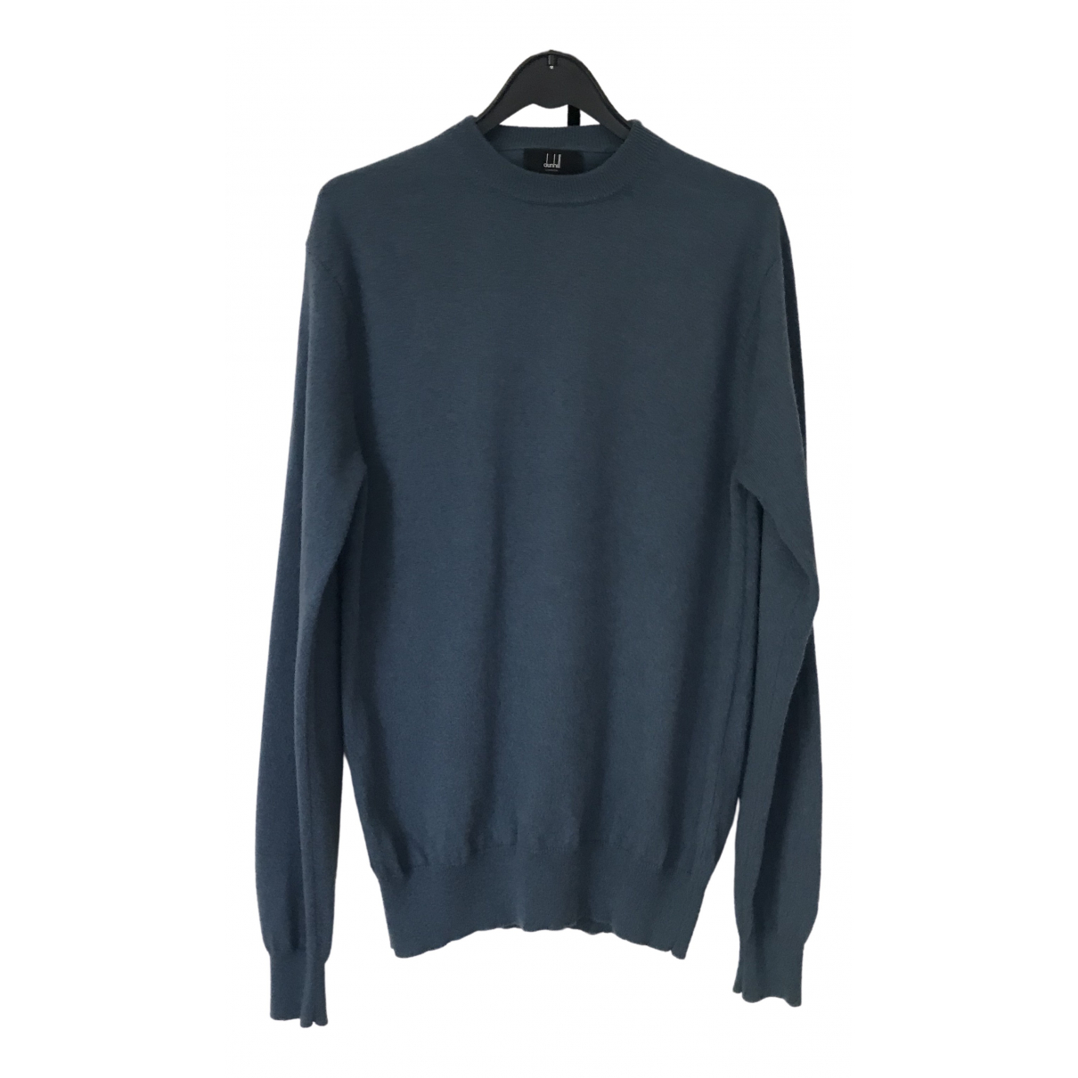 Alfred Dunhill \N Pullover.Westen.Sweatshirts  in  Blau Kaschmir