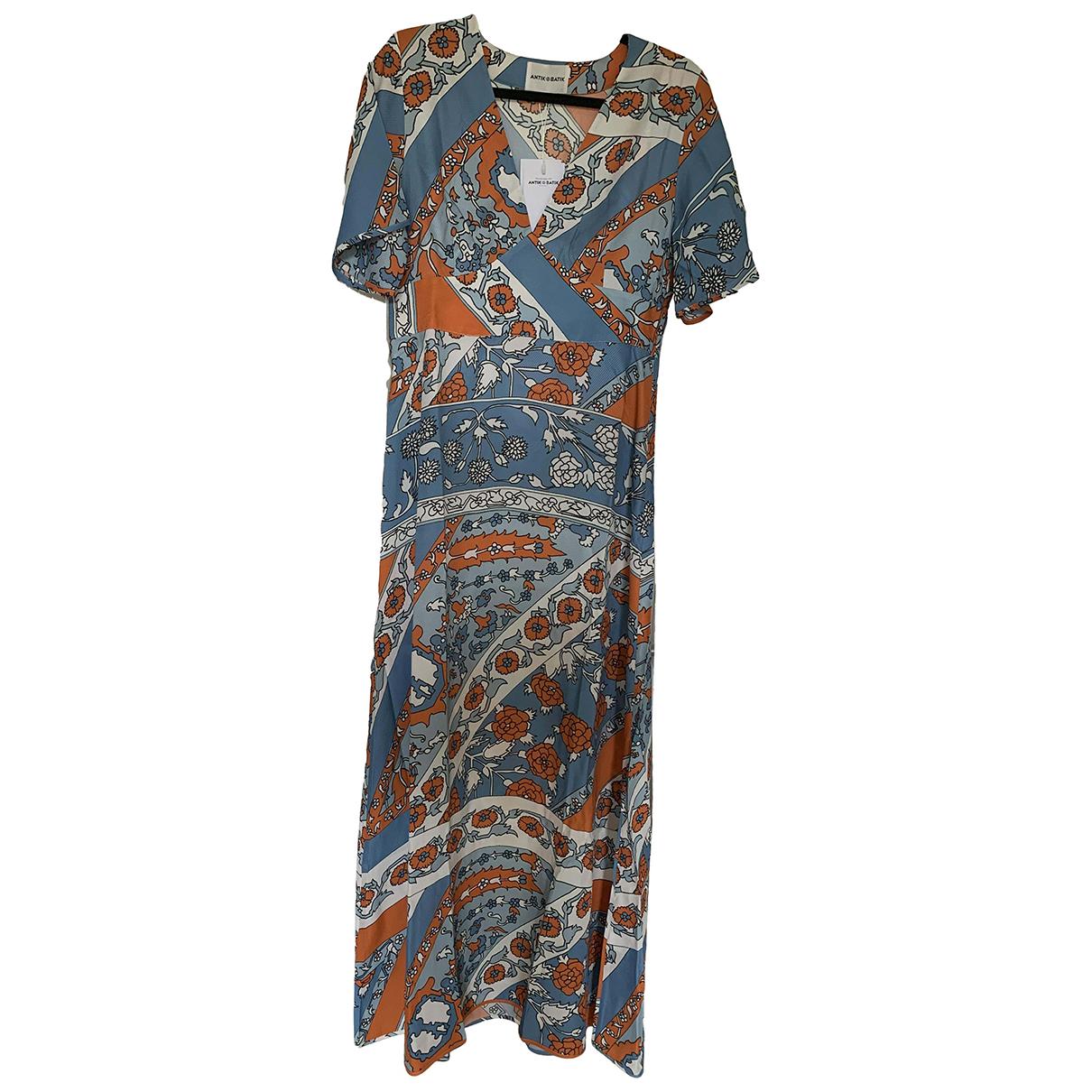 Antik Batik - Robe   pour femme - multicolore