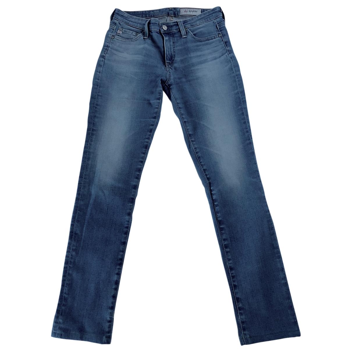 Vaquero pitillo Ag Jeans