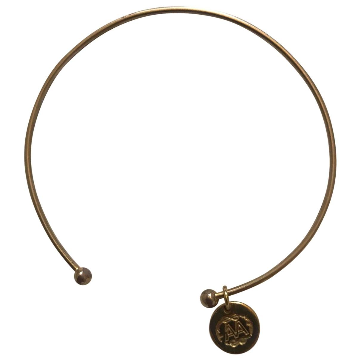 Adeline Affre \N Armband in  Gold Vergoldet