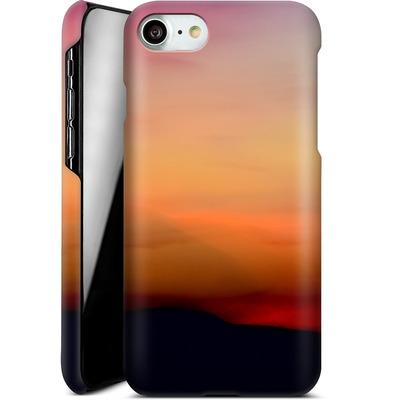 Apple iPhone 7 Smartphone Huelle - Sunset von Joy StClaire