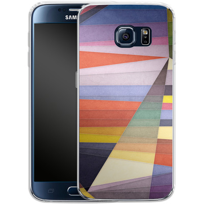 Samsung Galaxy S6 Silikon Handyhuelle - You Were Trying Too Hard von Georgiana Teseleanu