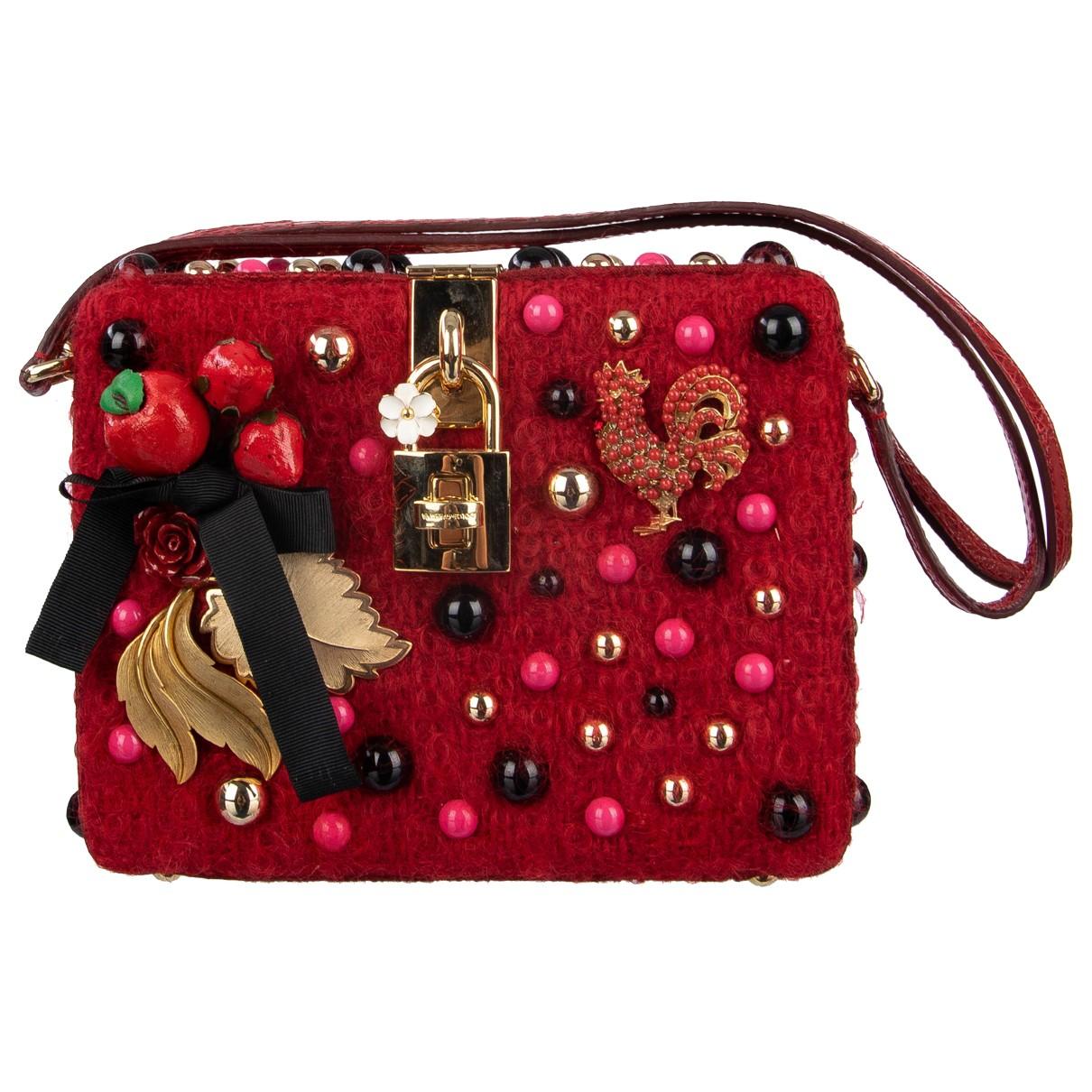 Bolso  de Lana Dolce & Gabbana