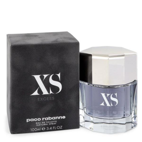 Paco Rabanne - XS Pour Homme : Eau de Toilette Spray 3.4 Oz / 100 ml