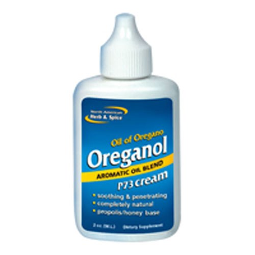 Oreganol CREAM, 2 OZ by North American Herb & Spice