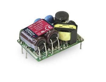 TRACOPOWER , 15W Embedded Switch Mode Power Supply SMPS, 15V dc, Open Frame, Medical Approved