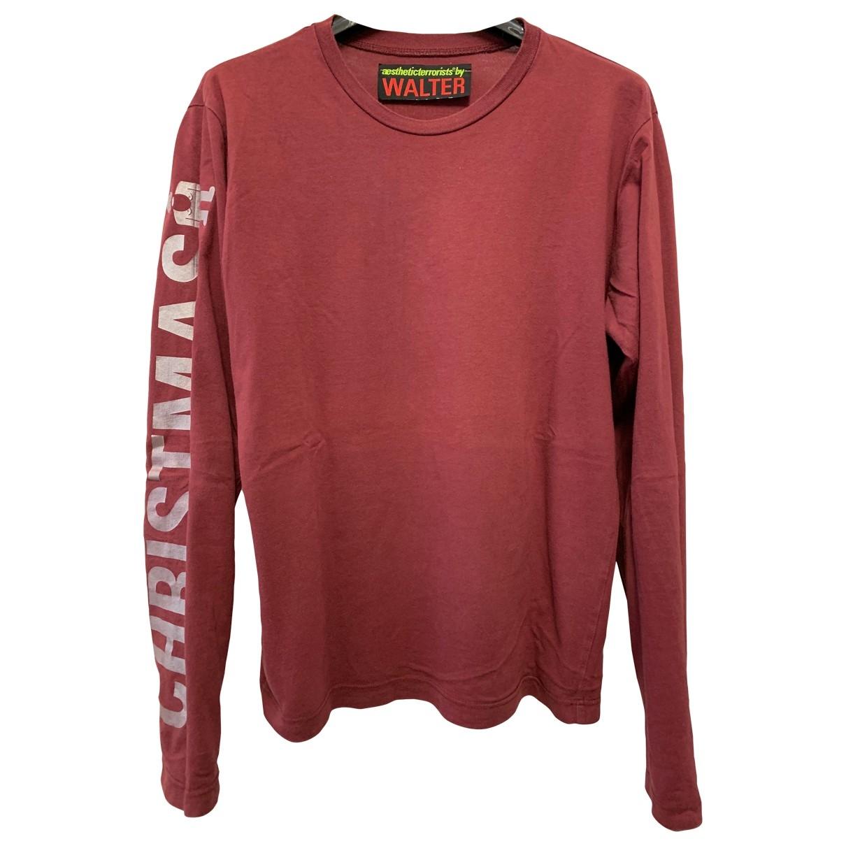 Walter Van Beirendonck \N Pullover.Westen.Sweatshirts  in Baumwolle