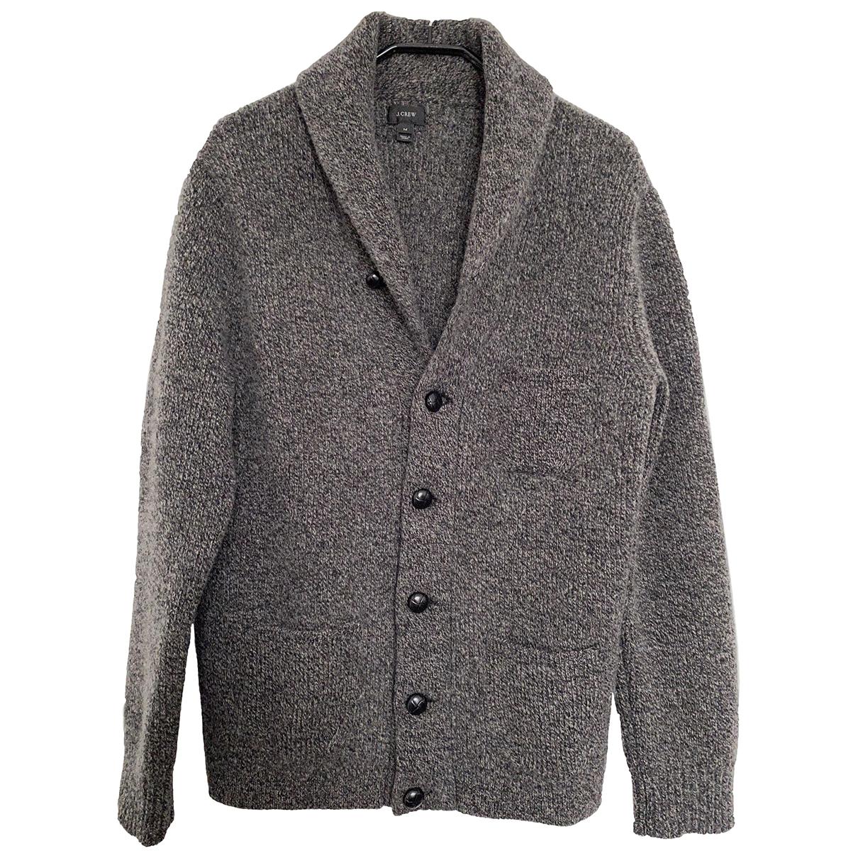 J.crew \N Pullover.Westen.Sweatshirts  in  Grau Wolle