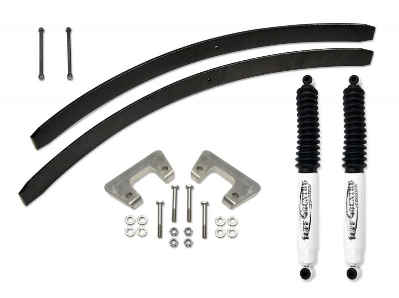 Tuff Country 12021KN Complete Kit (w/SX8000 rr Shocks)-2in.