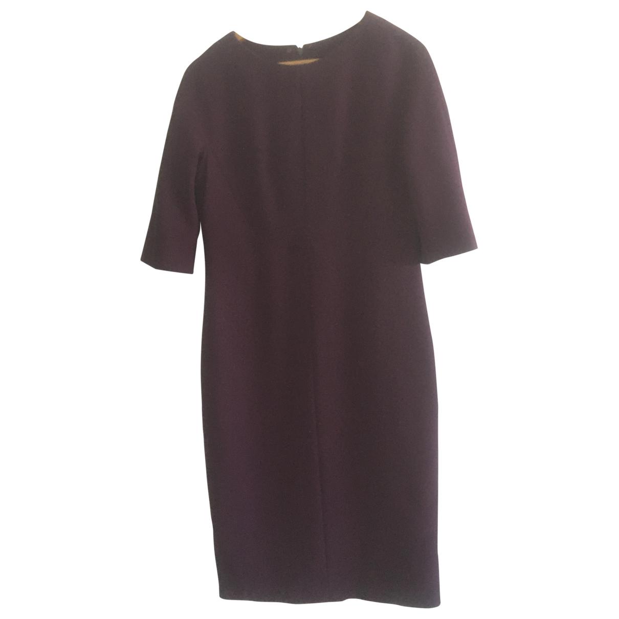 Hobbs \N Kleid in  Lila Viskose