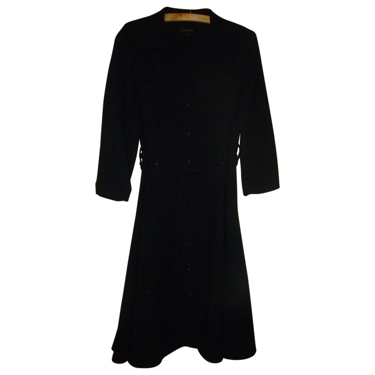 Jaeger \N Black dress for Women 14 UK