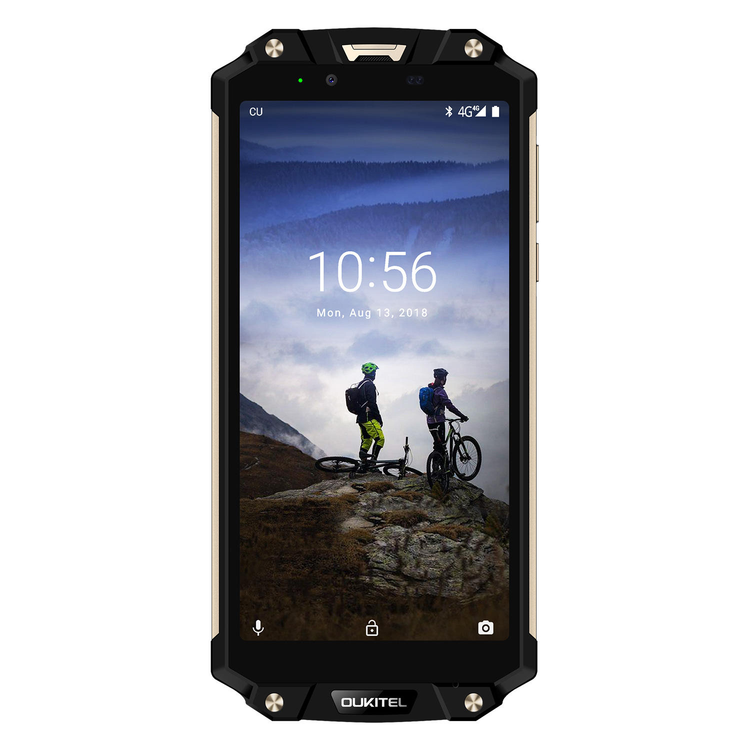 BAKEEY Anti-Explosion Tempered Glass Screen Protector For Oukitel WP2