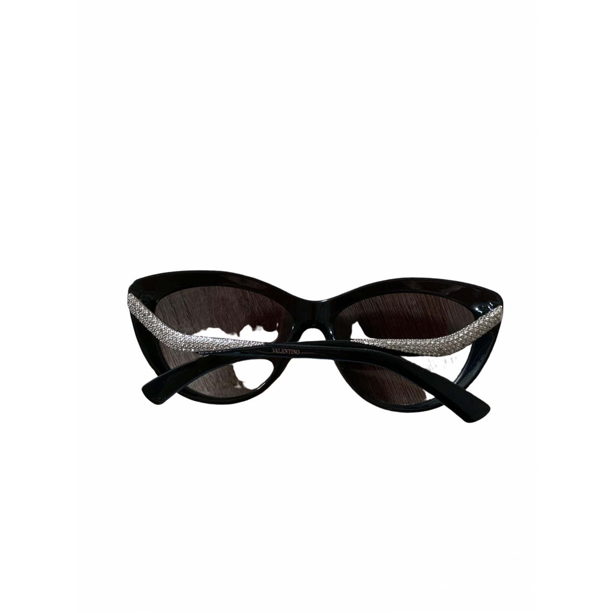 Valentino Garavani \N Black Sunglasses for Women \N