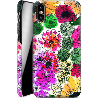 Apple iPhone XS Smartphone Huelle - Fiore Sunshine von Amy Sia
