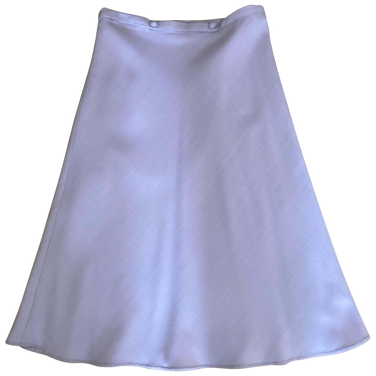 Zara - Jupe   pour femme - violet