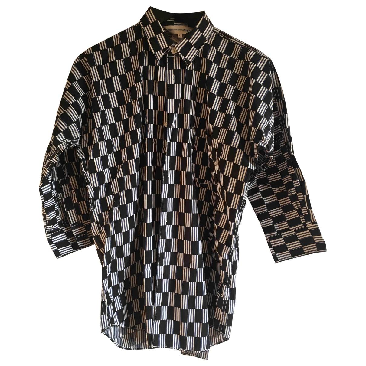 Comme Des Garcons \N Hemden in  Bunt Baumwolle