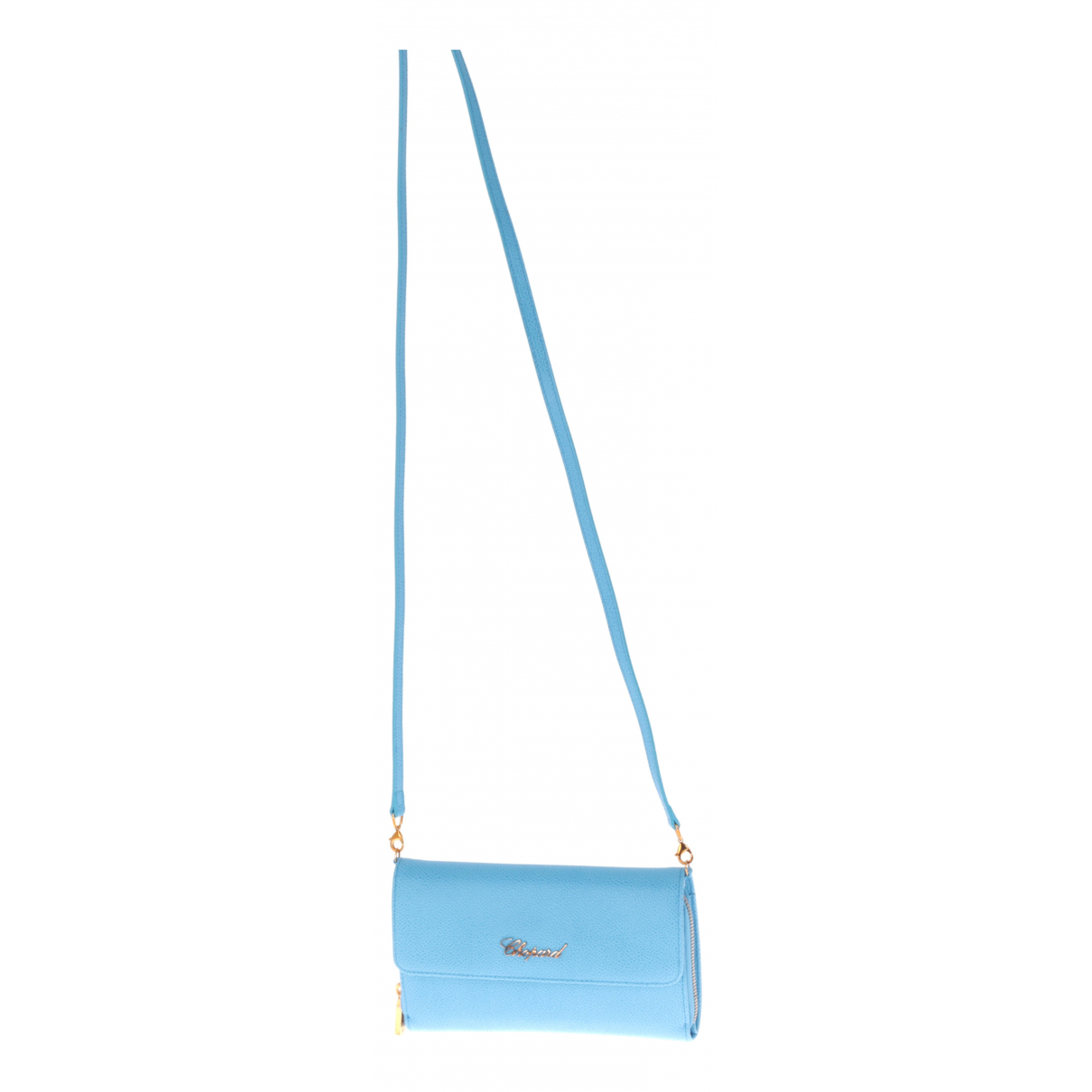 Chopard \N Turquoise Leather handbag for Women \N