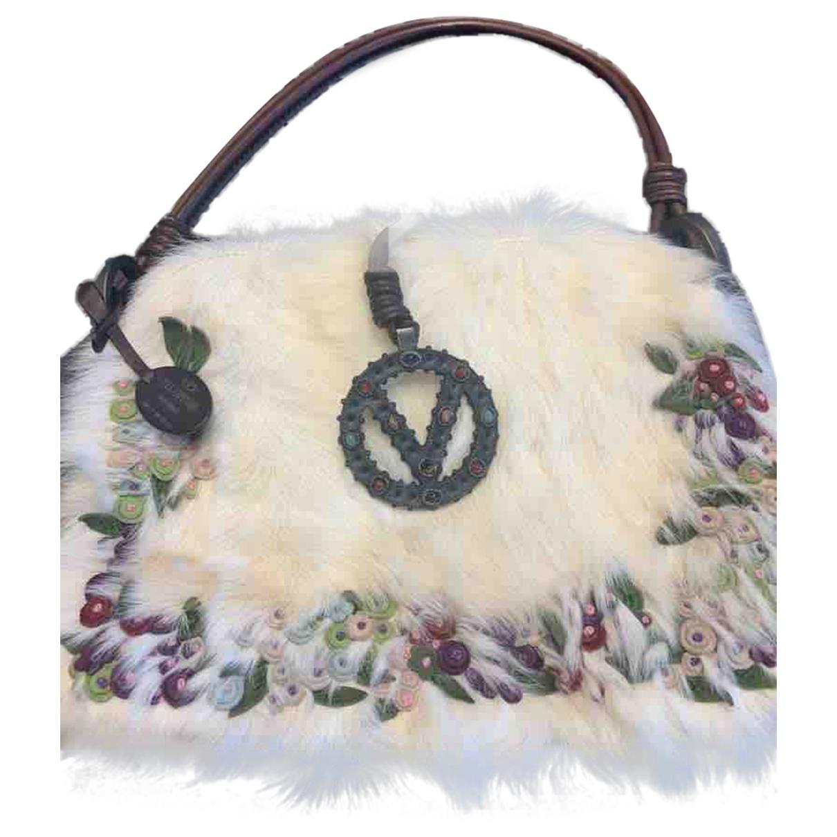 Valentino Garavani N White Rabbit Clutch bag for Women N