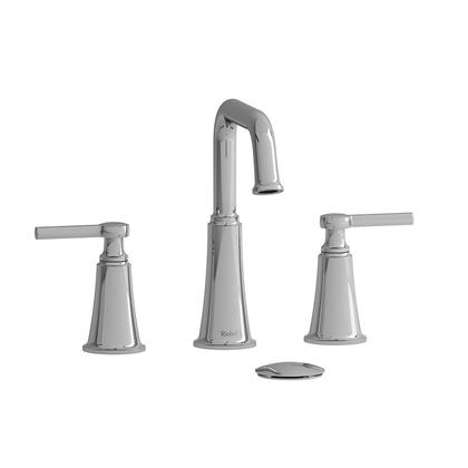 Momenti MMSQ08LC-10 8 Lavatory Faucet with L Lever Handles 1.0 GPM  in
