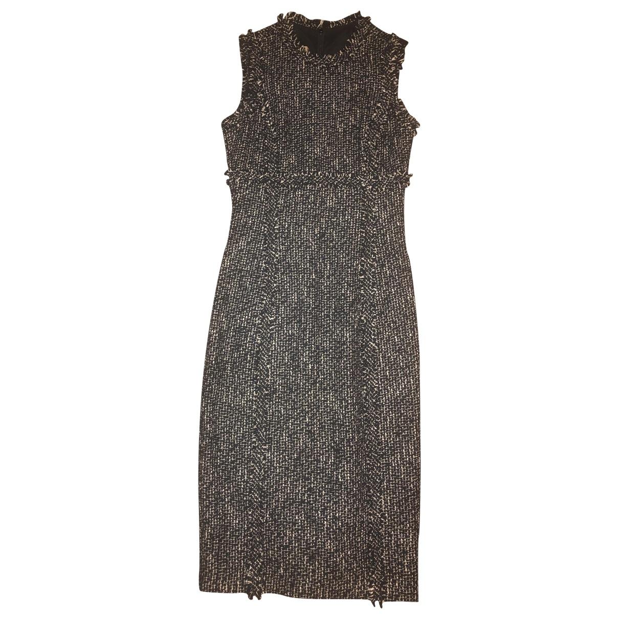 Michael Kors \N Kleid in  Schwarz Baumwolle