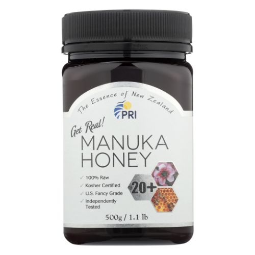 Manuka Honey Bio Active 20 Plus 1.1 lbs by Pacific Resources