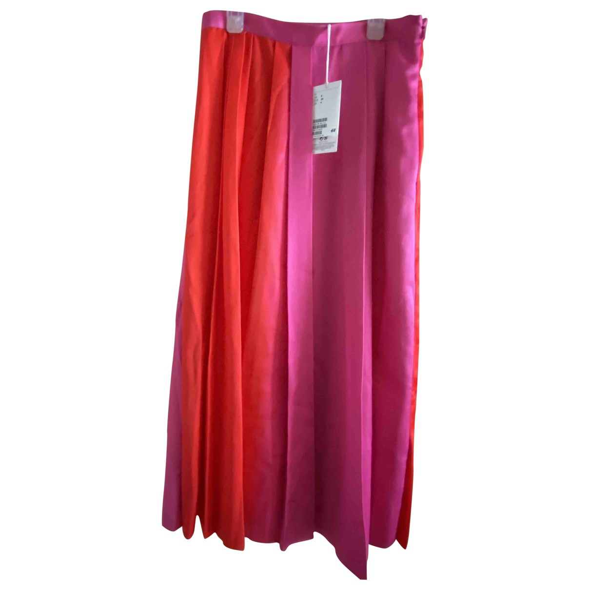 H&m Studio \N Pink skirt for Women 8 UK