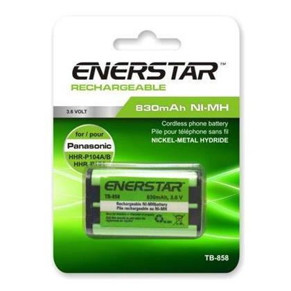 RECHARGEABLE NI-MH PHONE BATTERY