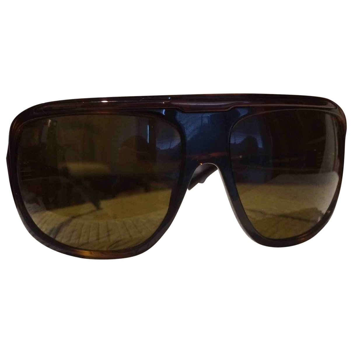 Replay \N Brown Sunglasses for Women \N