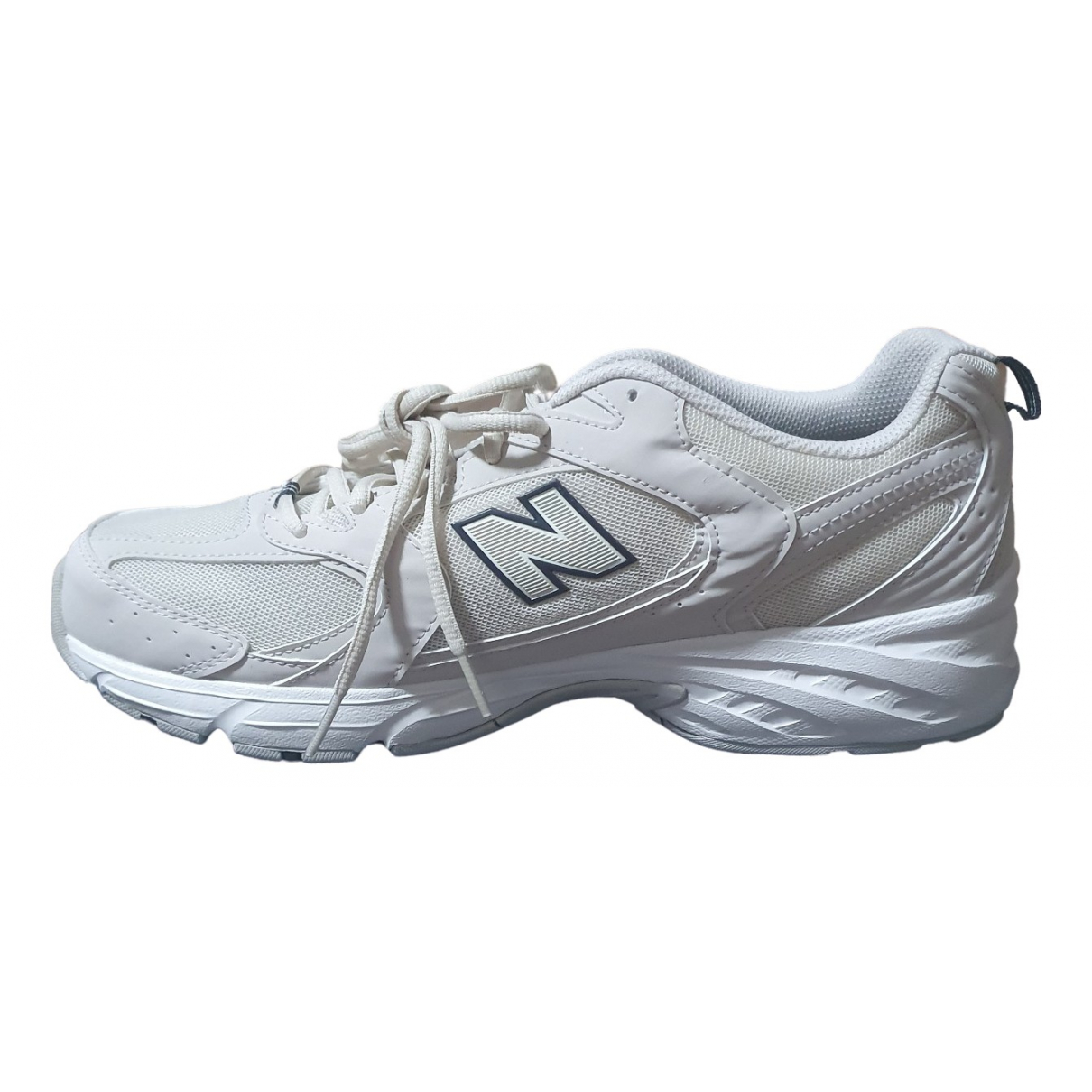 New Balance \N Sneakers in  Beige Kautschuk
