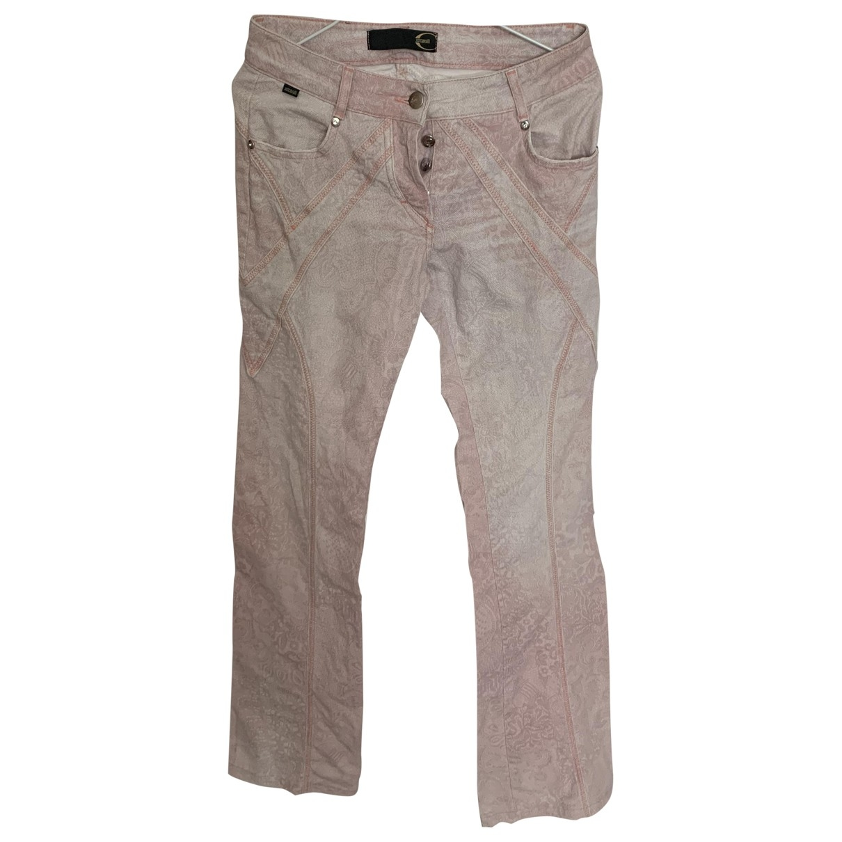 Pantalon recto Just Cavalli