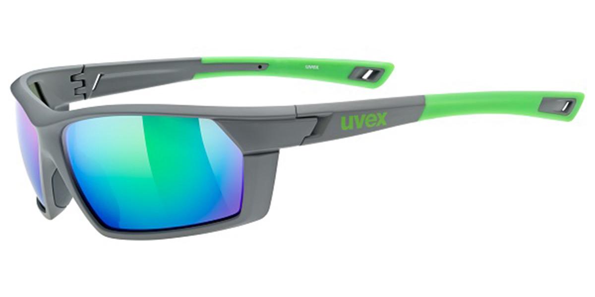 UVEX SPORTSTYLE 225 5320255716 Men's Sunglasses Grey Size 70