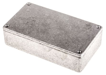 CAMDENBOSS 5000, Grey Die Cast Aluminium Enclosure, IP54, Shielded, 112 x 62 x 31mm