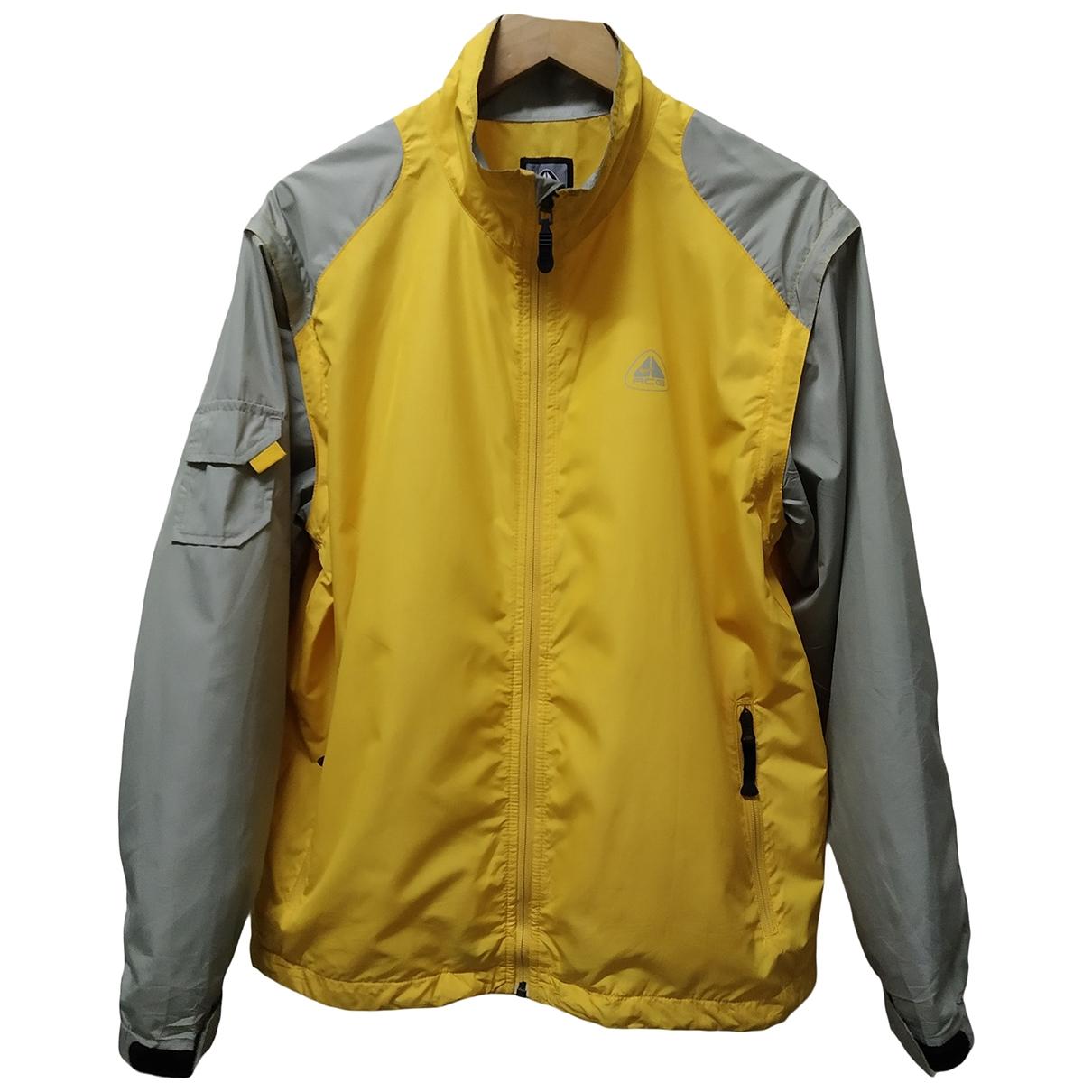 Nike Acg \N Yellow jacket  for Men L International