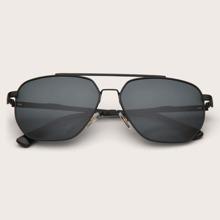 Men Top Bar Polarized Sunglasses