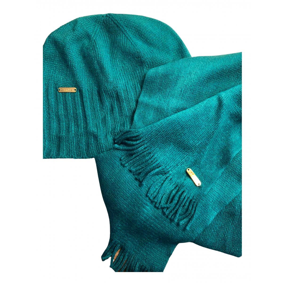 Calvin Klein N Green Wool hat for Women S International
