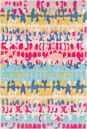 Technicolor TEC-1008 2' x 3' Rectangle Modern Rugs in