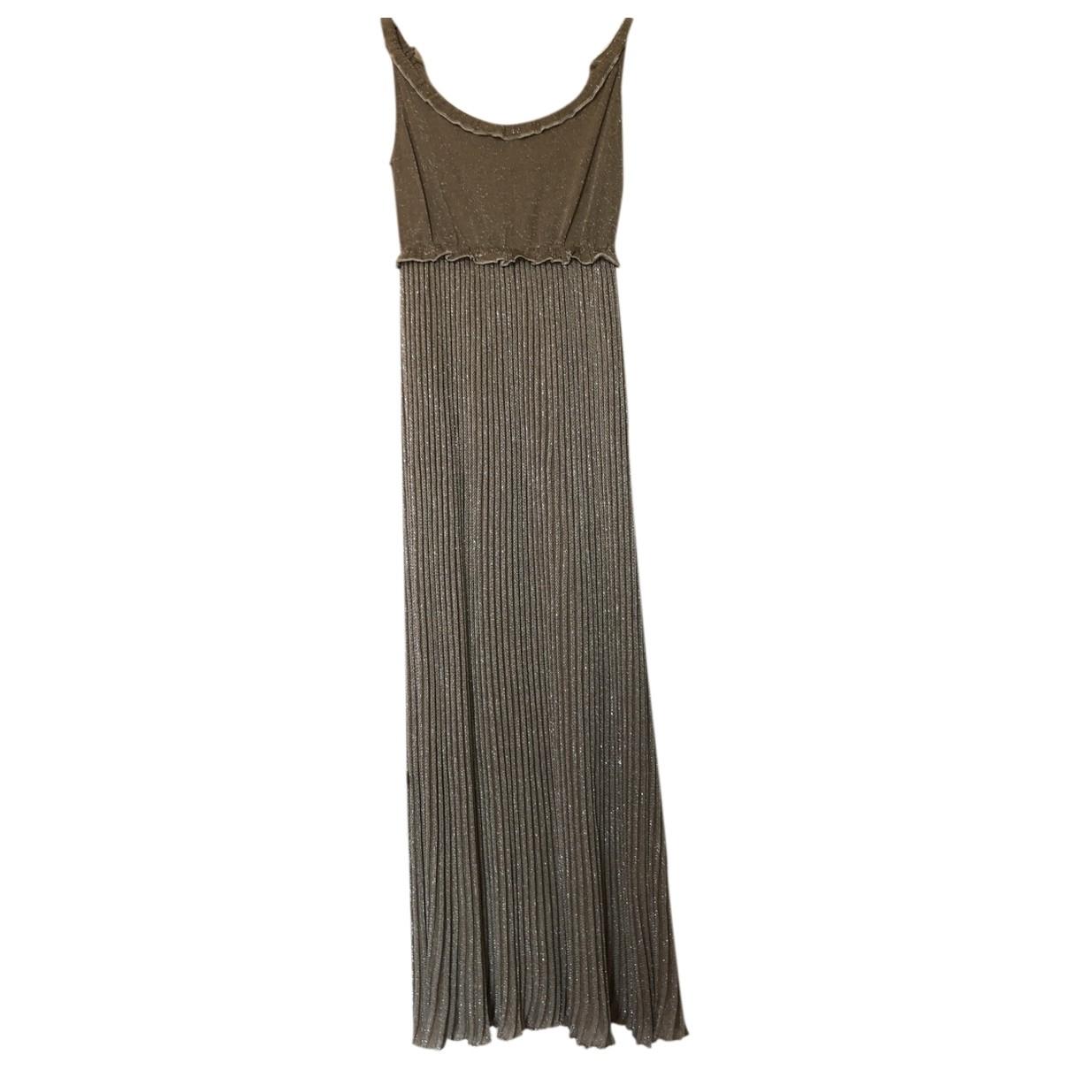 M Missoni \N Gold dress for Women 38 FR