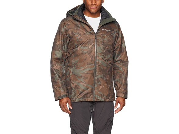 Columbia Men's Interchange Jacket