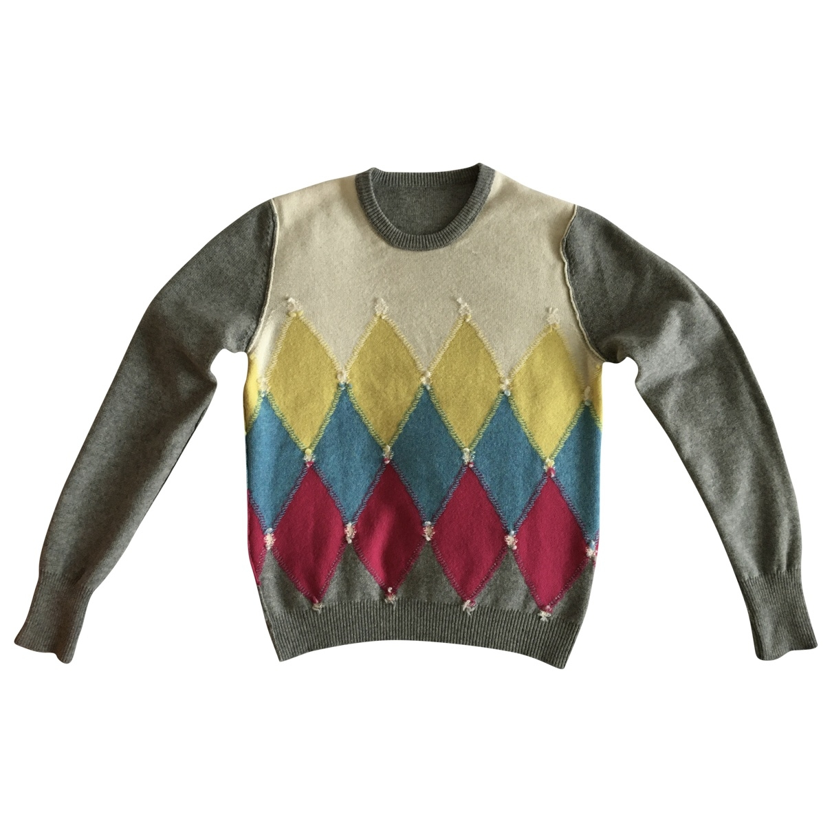 Ballantyne \N Pullover.Westen.Sweatshirts  in  Bunt Wolle