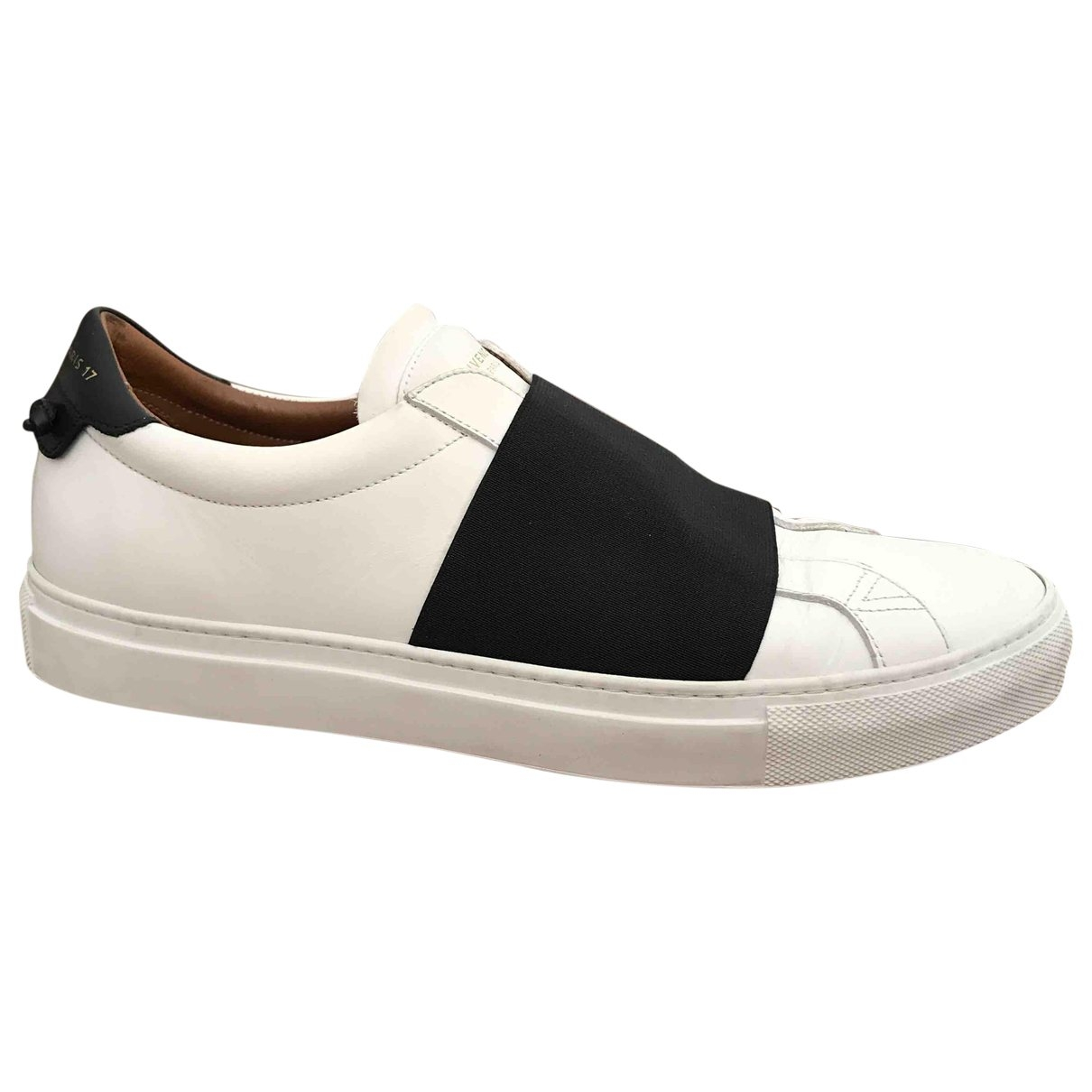 Givenchy \N White Leather Trainers for Men 41 EU