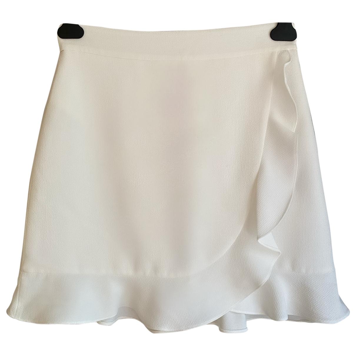 Club Monaco \N White skirt for Women 6 UK