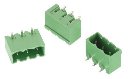 Wurth Elektronik , 3137, 6 Way, 1 Row, Right Angle PCB Header