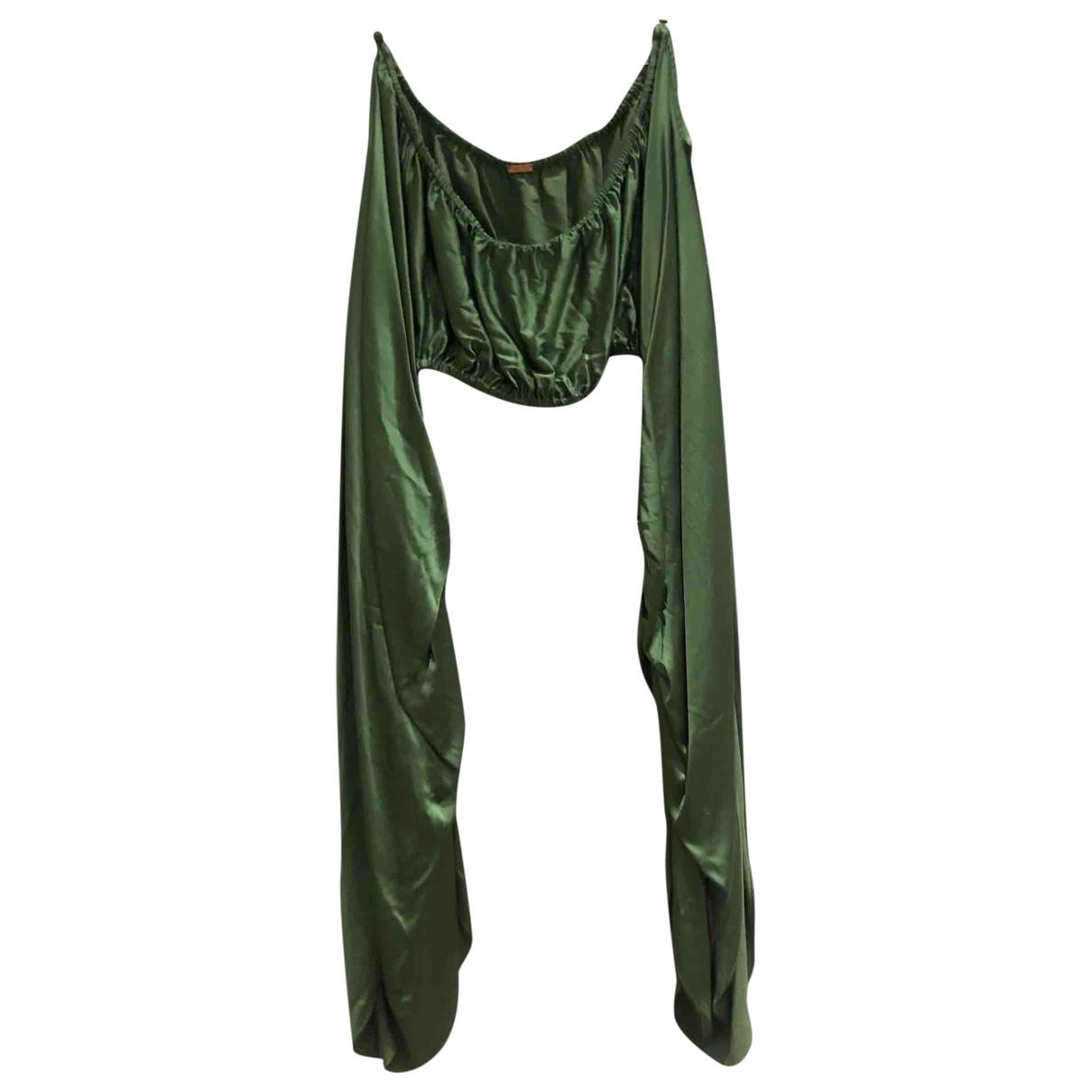 Cult Gaia - Top   pour femme - vert