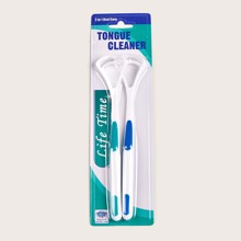 2pcs Tongue Cleaning Brush