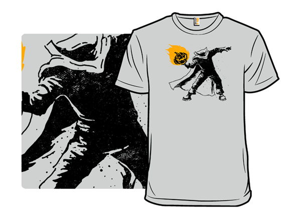 Headless Banksy T Shirt