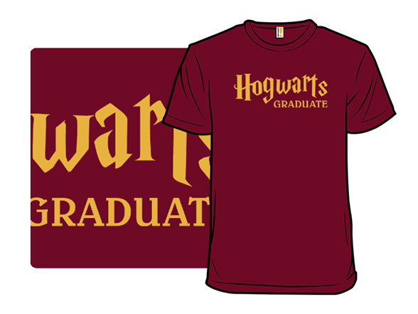 Witchcraft Graduate T Shirt