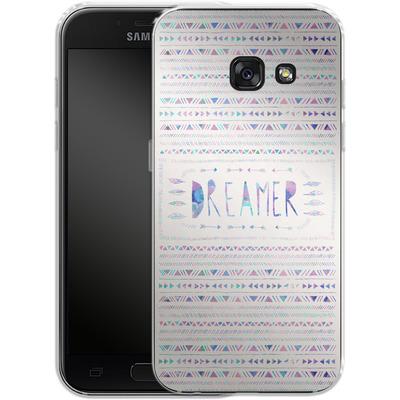 Samsung Galaxy A3 (2017) Silikon Handyhuelle - Dreamer von Bianca Green