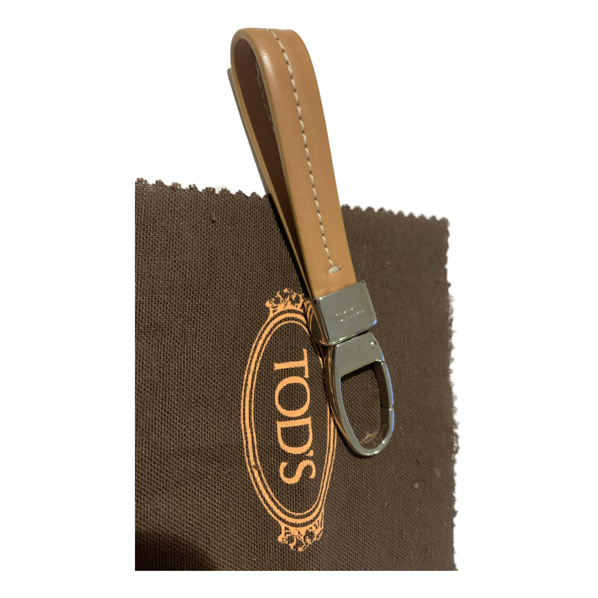 Tod's \N Brown Leather Purses, wallet & cases for Women \N