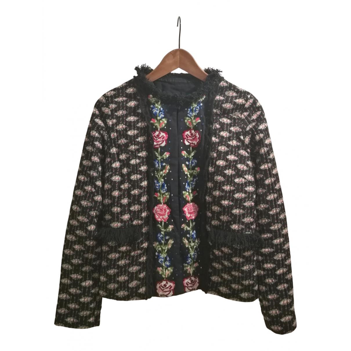 Manoush - Veste   pour femme en coton - multicolore